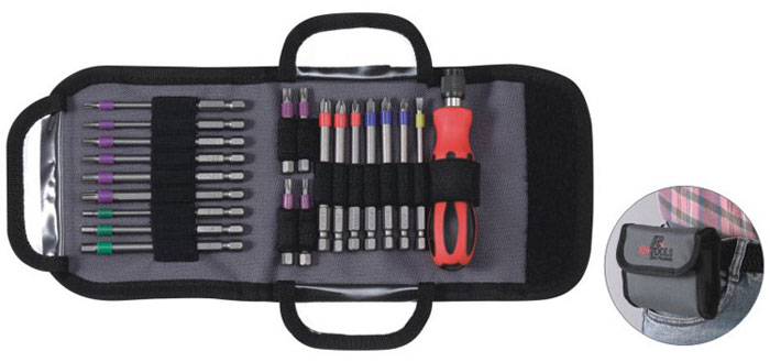 21 PC Power Bit Set