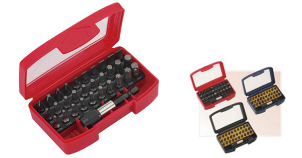 31PC Screwdriver Bit Set