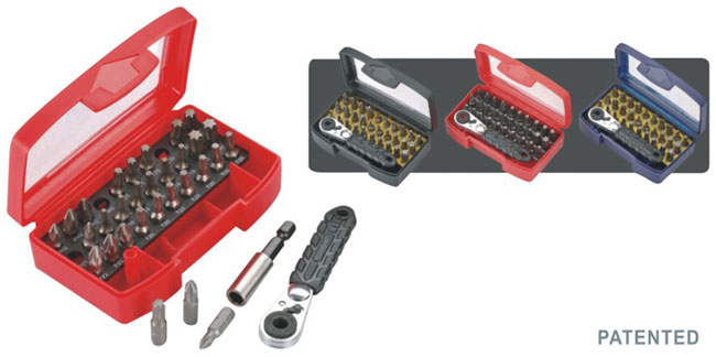 32 PC De-Spacer Bit Wrench Set